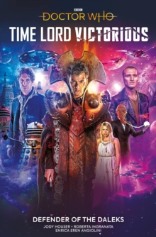 Doctor Who: Time Lord Victorious : Time Lord Victorious, Paperback / softback Book