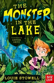 The Monster in the Lake, Paperback / softback Book