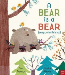 A Bear is a Bear, Paperback / softback Book