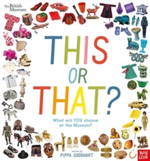 British Museum: This or That?, Hardback Book