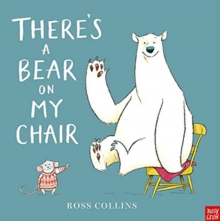 There's a Bear on My Chair, Board book Book