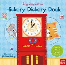 Sing Along With Me! Hickory Dickory Dock, Board book Book