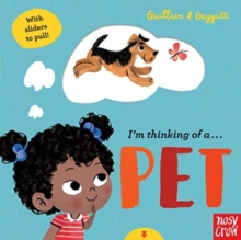 I'm Thinking of a Pet, Board book Book