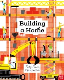 Building a Home, Hardback Book