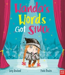 Wanda's Words Got Stuck, Paperback / softback Book