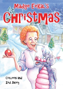 Madge Eekal's Christmas, Hardback Book