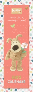 BOOFLE SLIM CALENDAR 2019,  Book
