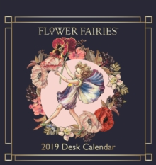 FLOWER FAIRIES DESK CALENDAR 2019,  Book