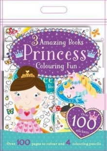 Princess Colouring Bag, Novelty book Book