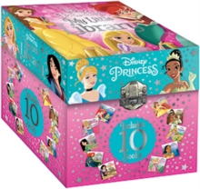 Disney Princess: My Little Library, Novelty book Book
