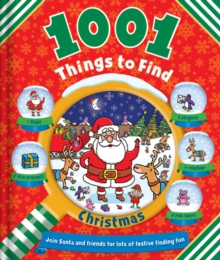 1001 CHRISTMAS THINGS TO FIND,  Book