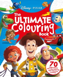 PIXAR: The Ultimate Colouring Book, Paperback / softback Book