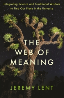 The Web of Meaning : Integrating Science and Traditional Wisdom to Find Our Place in the Universe, Hardback Book