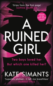 A Ruined Girl, Hardback Book