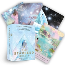 The Starseed Oracle : A 53-Card Deck and Guidebook, Cards Book