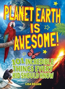 Planet Earth is Awesome, Paperback Book