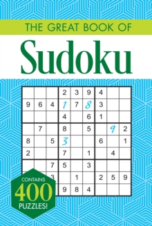 The Great Book of Sudoku, Paperback / softback Book