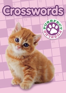 Purrfect Puzzles Crosswords, Paperback Book