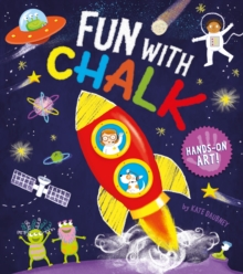 Hands-On Art! Fun with Chalk, Paperback / softback Book