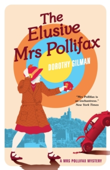 THE ELUSIVE MRS POLLIFAX, Paperback Book