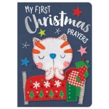 My First Christmas Prayers, Board book Book