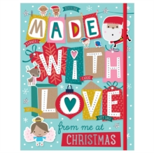 Made With Love From Me at Christmas, Novelty book Book
