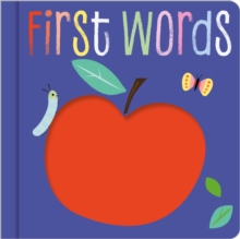 FIRST WORDS, Hardback Book