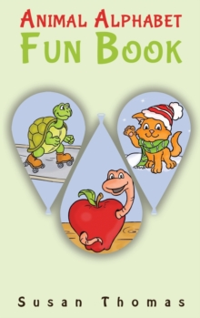 Animal Alphabet Fun Book, Hardback Book