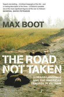 The Road Not Taken, Hardback Book