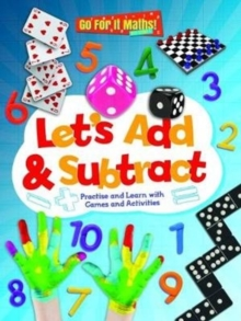 Let's Add & Subtract : Practice and Learn with Game and Activities, Paperback / softback Book