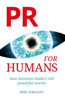 PR FOR HUMANS, Paperback Book