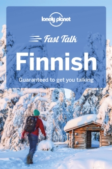 Lonely Planet Fast Talk Finnish, Paperback / softback Book