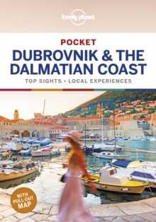 Lonely Planet Pocket Dubrovnik & the Dalmatian Coast, Paperback / softback Book
