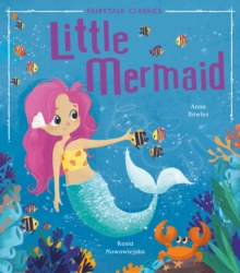Little Mermaid, Hardback Book