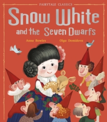 Snow White and the Seven Dwarfs, Hardback Book