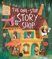 The One-Stop Story Shop, Paperback / softback Book