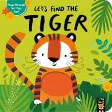 Let's Find the Tiger, Novelty book Book
