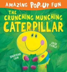 The Crunching Munching Caterpillar, Novelty book Book