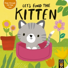 Let's Find the Kitten, Novelty book Book
