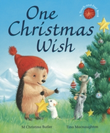 One Christmas Wish, Hardback Book