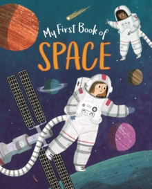 My First Book of Space, Hardback Book