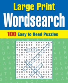Large Print Wordsearch, Paperback / softback Book