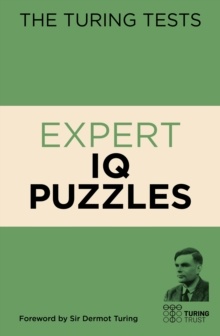 The Turing Tests Expert IQ Puzzles, Paperback / softback Book