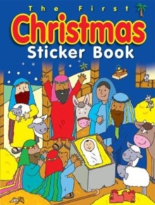 First Christmas Sticker Book, The, Paperback / softback Book