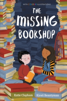 The Missing Bookshop, Hardback Book