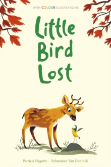 Little Bird Lost, Hardback Book