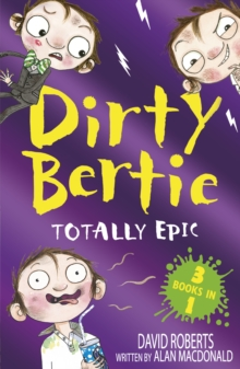 Totally Epic! : Burp! Monster! Disco!, Paperback / softback Book