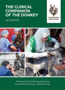 The Clinical Companion of the Donkey : 1st Edition, Paperback Book
