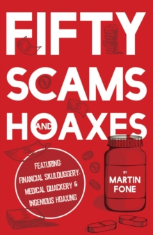 Fifty Scams and Hoaxes, Paperback / softback Book