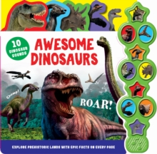 AWESOME DINOSAUR,  Book